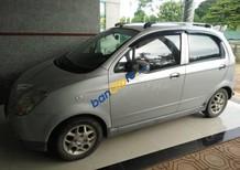 Xe Daewoo Matiz năm 2010, màu bạc, nhập khẩu xe gia đình