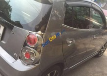 Cần bán Kia Morning SX 1.1 AT Sport đời 2012, màu xám, nội ngoại thất nguyên bản