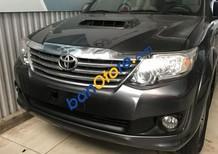 Bán xe cũ Toyota Fortuner 2.5MT sản xuất năm 2014, màu xám