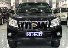Bán Toyota Prado TXL 2.7L năm sản xuất 2012, màu đen, xe nhập