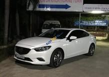 Cần bán Mazda 6 2.5 AT sản xuất năm 2016, màu trắng