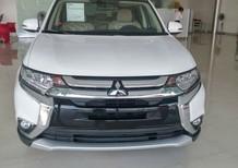 Bán ô tô Mitsubishi Outlander , màu trắng, nhập khẩu nguyên chiếc, hỗ trợ mua trả góp 90%