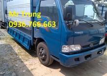 Xe tải Kia 2.4 tấn, 2.5 tấn nâng tải tại Hải Phòng Thaco K165s 0936766663
