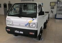 Bán xe tải Suzuki 5 tạ thùng lửng, thùng bạt, thùng kín giá rẻ tại Hải Phòng