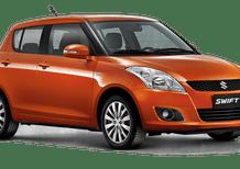 Đại lý Suzuki bán ô tô Suzuki Swift RS 2017 hatback kiểu dáng classic giá ưu đãi tại Hải Phòng
