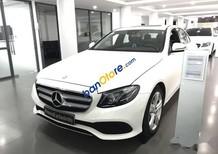 Cần bán lại xe Mercedes E250 sản xuất 2017, màu trắng, nhập khẩu