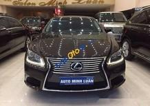 Bán xe cũ Lexus LS 460L đời 2016, màu đen, nhập khẩu
