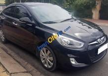 Bán Hyundai Accent Blue 1.4AT sản xuất 2013, màu đen, xe đẹp