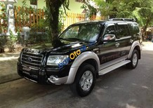 Bán Ford Everest đời 2009, màu đen chính chủ, 415tr