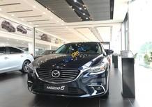 Bán Mazda 6 2.0 Fl Premium sản xuất năm 2018, màu xanh lam, giá tốt