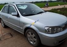 Cần bán xe Ford Laser 1.8MT sản xuất năm 2003, màu bạc chính chủ