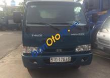 Xe tải Trường Hải Thaco. Kia K165 thùng mui bạc, tải 2.4T - Xe lưu thông thành phố