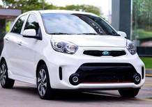 Kia Morning 2018(số sàn+ tự động) rẻ nhất, xe đủ màu, trả góp chỉ 110t có xe - LH: 0947371548