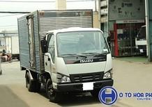 Xe tải Isuzu tải 2t4, đại lý bán rẻ trả góp 90%