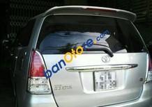 Bán Toyota Innova đời 2011, màu bạc, 352 triệu