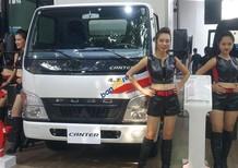 Fuso Canter 4.7 thùng bạt, thùng kín đóng sẵn, bao lăn bánh 600 triệu, trả góp đến 80%
