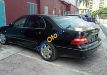 Bán Lexus LS 430 sản xuất năm 2006, màu đen, 820 triệu