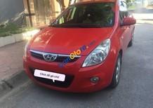 Bán Hyundai i20 đời 2011, màu đỏ