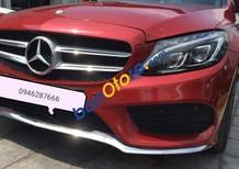 Bán ô tô Mercedes 2.0 AT năm 2015, màu đỏ, xe nhập