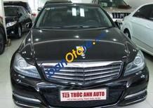 Bán ô tô Mercedes C250 năm 2011, màu đen, nhập khẩu nguyên chiếc chính chủ, giá chỉ 765 triệu