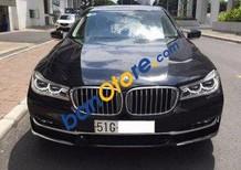 Cần bán lại xe BMW 7 Series 730Li sản xuất năm 2015, màu đen