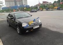 Cần bán lại xe Daewoo Lacetti EX sản xuất năm 2009, màu đen, giá 225tr