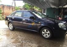 Cần bán Daewoo Lacetti EX 1.6 MT sản xuất năm 2004, màu xanh lam xe gia đình, 175 triệu