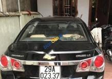 Cần bán xe Chevrolet Cruze LS 1.6 MT sản xuất 2010, màu đen số sàn, 315 triệu