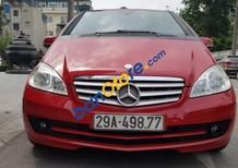 Cần bán gấp Mercedes 1.7 AT sản xuất 2009, màu đỏ chính chủ, giá tốt