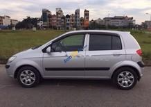 Cần bán lại xe Hyundai Getz năm sản xuất 2009, màu bạc