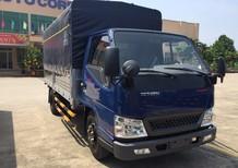xe tải IZ49 tải 2t4,thùng dài 4,3m động cơ ISUZU,đời 2017 vào thành phố giá cực mềm.