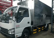 Xe tải ISUZU 2,4 tấn, thùng dài 4,3m, đời 2017, vào trong thành phố, giá tốt nhất