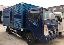 Bán xe tải 1,5 tấn - dưới 2,5 tấn đời 2017, màu xanh lam, giá 305tr