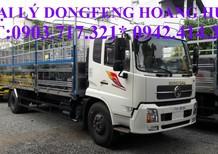 Bán xe tải DongFeng B170 mới 2017 giá nhà máy, xe nhập khẩu giao ngay