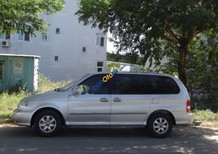 Bán xe Kia Carnival sản xuất năm 2007, màu bạc