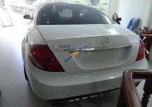 Bán Mercedes CL550 sản xuất năm 2009, màu trắng, nhập khẩu