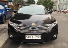 Cần bán Toyota Venza 3.5AT đời 2009, màu đen, xe nhập số tự động, giá 970tr
