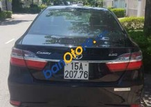 Cần bán Toyota Camry Q sản xuất năm 2015, màu đen