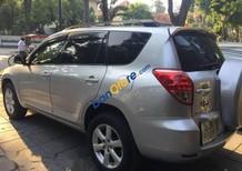 Cần bán xe Toyota RAV4 limited năm 2007, màu bạc, nhập khẩu