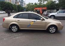 Bán xe Daewoo Lacetti EX năm 2008, màu vàng chính chủ