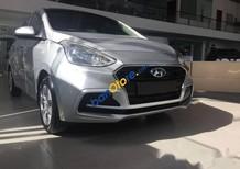 Bán ô tô Hyundai Grand i10 đời 2017, màu bạc giá cạnh tranh
