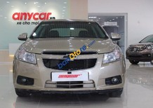 Cần bán Chevrolet Cruze sản xuất 2011, màu vàng