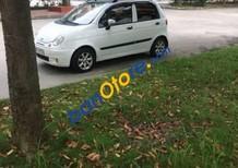 Cần bán Daewoo Matiz SE đời 2008, màu trắng chính chủ