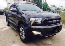 Cần bán gấp Ford Ranger 3.2L  Wildtrack năm 2015, màu đen