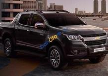 Bán xe Chevrolet Colorado đời 2017, màu đen, giá chỉ 839 triệu
