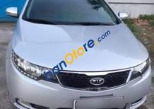 Cần bán Kia Forte sản xuất 2013, màu bạc chính chủ