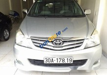 Bán Toyota Innova G năm 2011, màu bạc chính chủ, giá tốt