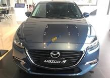 Bán xe Mazda 3 1.5AT năm sản xuất 2017, màu xanh