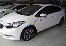 Cần bán Kia K3 1.6AT sản xuất năm 2016, màu trắng