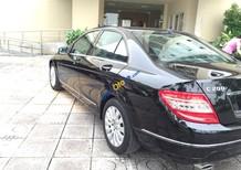 Cần bán xe Mercedes C200 năm 2009, màu đen
